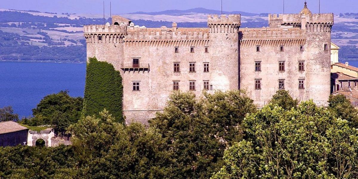 Necropoli Etrusca di Cerveteri e Castello Odescalchi Bracciano